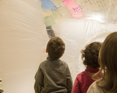 UNFLA'T, arquitectura neumàtica per a la infància
